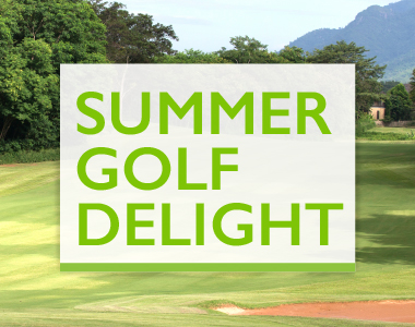 SUMMER GOLF DELIGHT