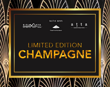 LIMITED EDITION CHAMPAGNE